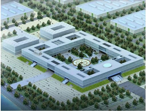 中航商用航空发动机上海临港基地建设项目采用我公司产品